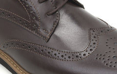 Men's William Wingtip Espresso