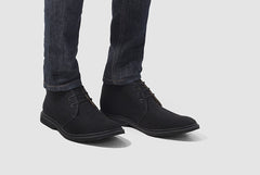 Men's Derby Chukka Black