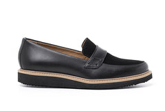 Francisca Loafer Black