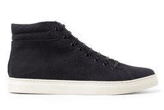 Men's High-Top Sneaker Black