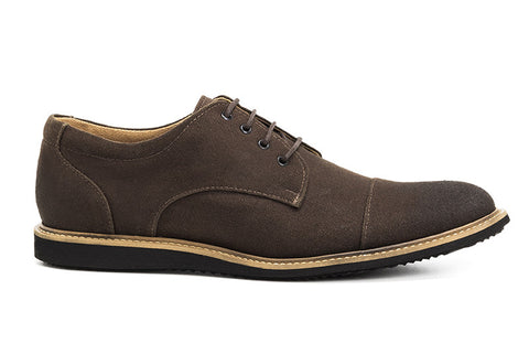 Men's William Oxford Espresso