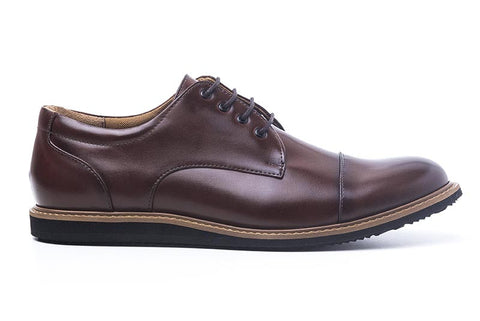 Men's William Oxford Cognac