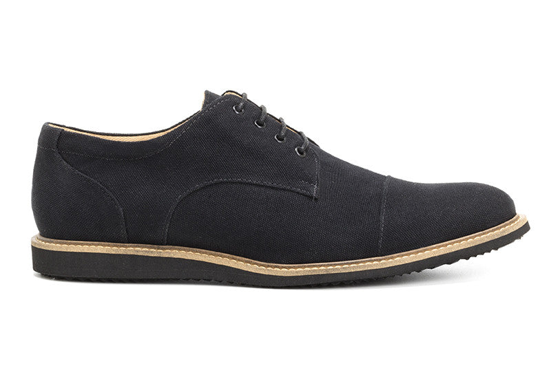 Men's William Oxford Black