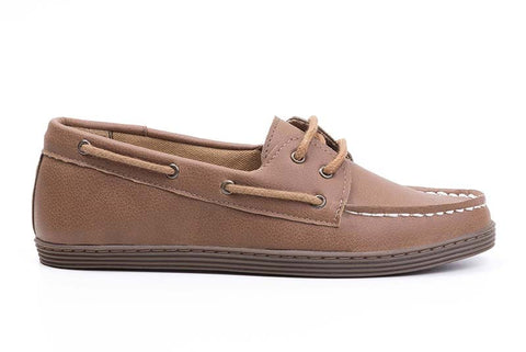 Women's Boat Shoe Brown