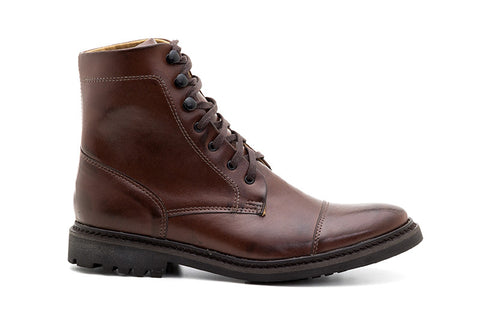 Men's Work Boot Cognac
