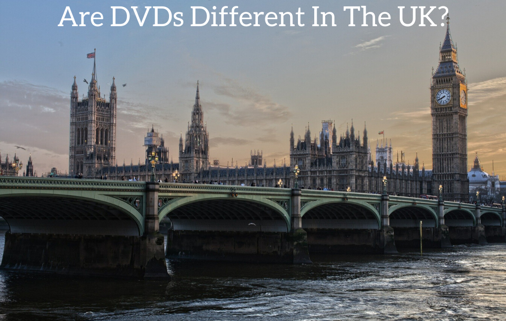 Are DVDs Different In The UK?