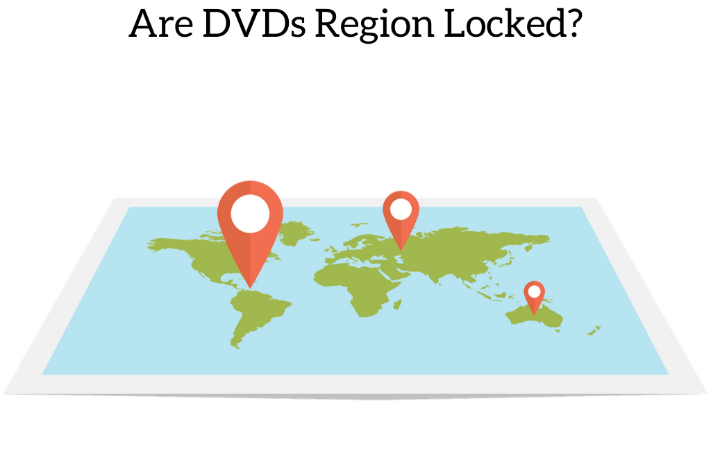Are DVDs Region Locked?
