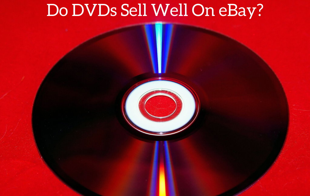 Do DVDs Sell Well On eBay?