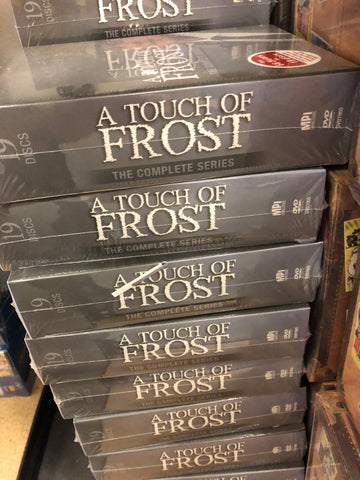 A Touch of Frost Complete DVD Series