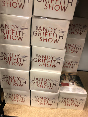 The Andy Griffith DVD Complete Series Boxset