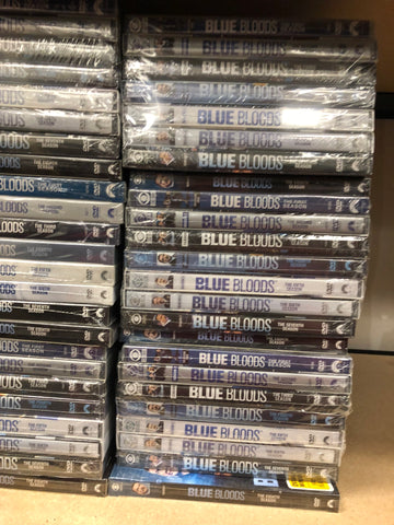 Blue Bloods DVD Series Seasons 1-8 Set