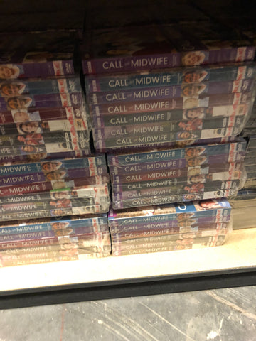 Call the Midwife DVD Series Seasons 1-7 Set