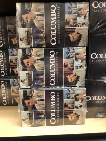 Columbo DVD Series Complete Box Set