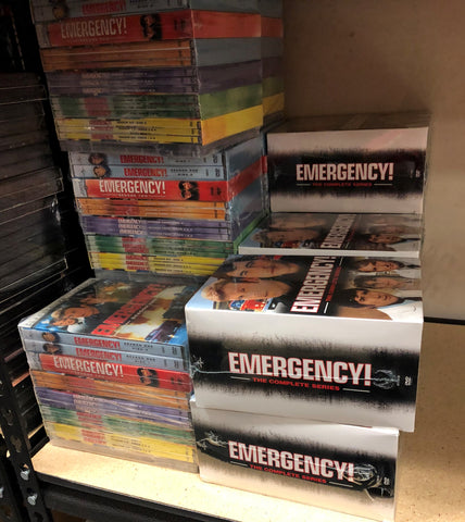 Emergency DVD Series Complete Box Set