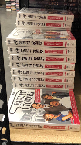 Fawlty Towers DVD Series Complete Box Set