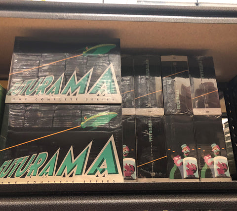 Futurama DVD Series Complete Box Set