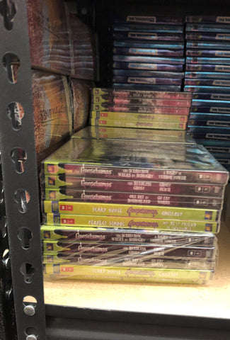 Goosebumps DVD Series Double Pack Collection