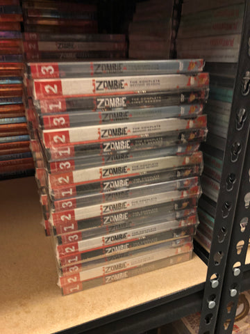iZombie DVD Series Seasons 1-3 Set