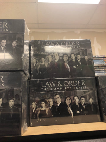 Law & Order DVD Series Complete Box Set