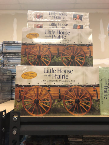 Little House on the Prarie DVD Series Complete Box Set
