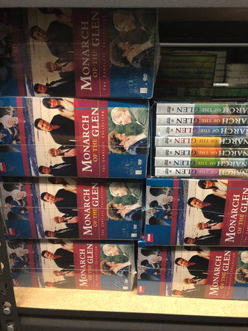 Monarch of the Glen DVD Series Complete Box Set