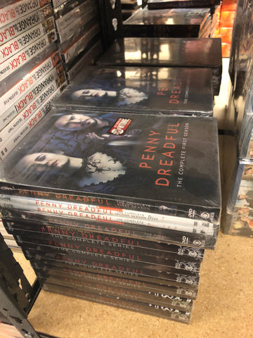 Penny Dreadful DVD Series Complete Box Set