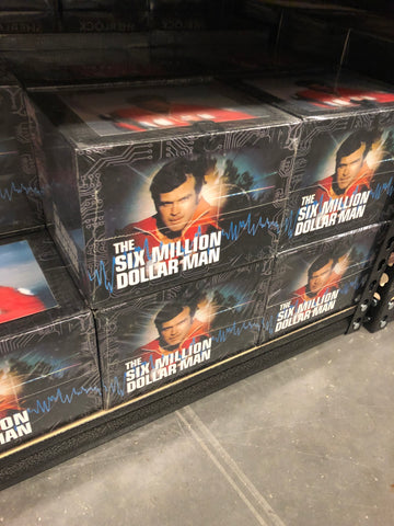 Six Million Dollar Man DVD Series Complete Box Set