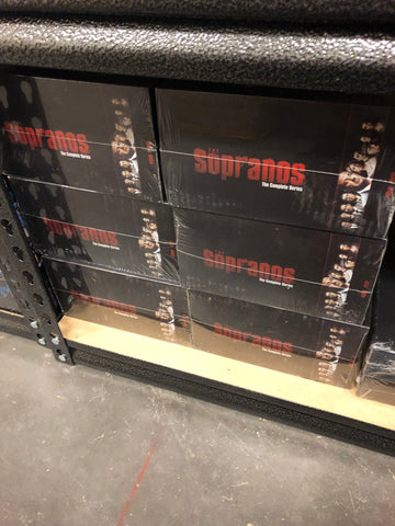 Sopranos DVD Series Complete Box Set