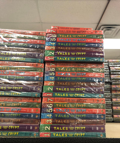 Tales from the Crypt DVD Series Complete Set