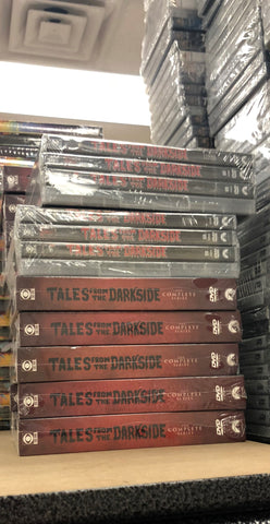 Tales from the Darkside DVD Series Complete Box Set