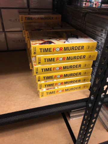 Time for Murder DVD Series Complete Box Set