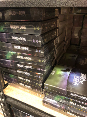 Under the Dome DVD Series Complete Box Set