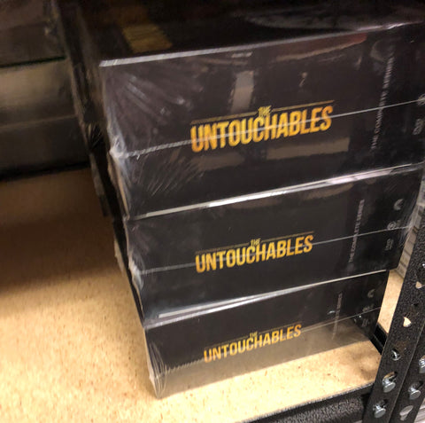 The Untouchables DVD Series Complete Box Set