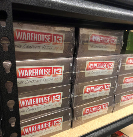 Warehouse 13 DVD Series Complete Box Set