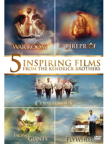 5 Inspiring Films from the Kendrick Brothers on DVD Sony DVDs & Blu-ray Discs > DVDs > Box Sets