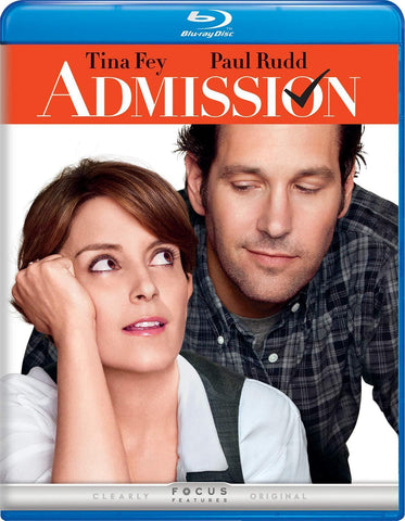 Admission on Blu-Ray Blaze DVDs DVDs & Blu-ray Discs > Blu-ray Discs