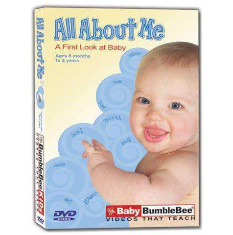 All About Me: A First Look at Baby on DVD