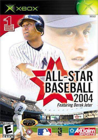 All Star Baseball 2004 for Xbox Microsoft Xbox Game