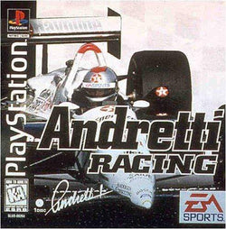Andretti Racing: Playstation 1 Blaze DVDs