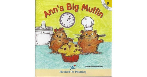 Ann's Big Muffin (Hooked on Phonics, Hop Book Companion 8) Blaze DVDs DVDs & Blu-ray Discs > DVDs
