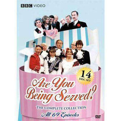 Are You Being Served? DVD Complete Series Box Set BBC America DVDs & Blu-ray Discs > DVDs > Box Sets