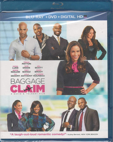 Baggage Claim [Blu-Ray] Blaze DVDs
