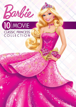 Barbie: 10-Movie Classic Princess Collection Universal Studios DVDs & Blu-ray Discs