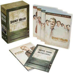 Barney Miller DVD Complete Series Box Set Shout! Factory DVDs & Blu-ray Discs > DVDs > Box Sets
