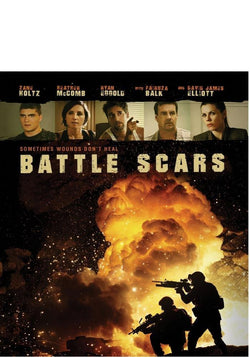 Battle Scars on Blu-Ray Blaze DVDs DVDs & Blu-ray Discs > Blu-ray Discs