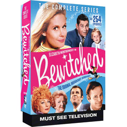 Bewitched DVD Complete Series Box Set Mill Creek Entertainment DVDs & Blu-ray Discs > DVDs > Box Sets