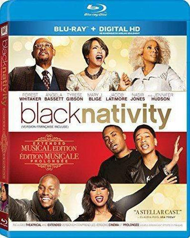 Black Nativity on Blu-Ray Blaze DVDs