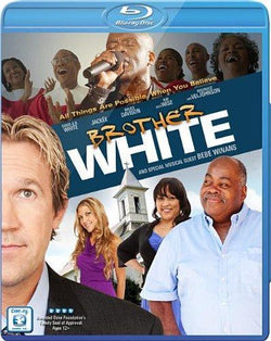 Brother White on Blu-Ray Blaze DVDs DVDs & Blu-ray Discs > Blu-ray Discs