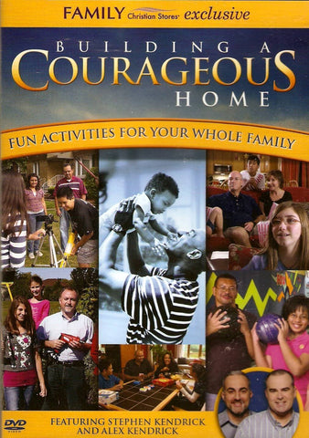 Building a Courageous Home: Fun Activities for the Whole Family Blaze DVDs DVDs & Blu-ray Discs > DVDs