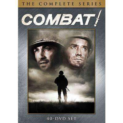 Combat DVD Complete Series Box Set RLJ Entertainment DVDs & Blu-ray Discs > DVDs > Box Sets